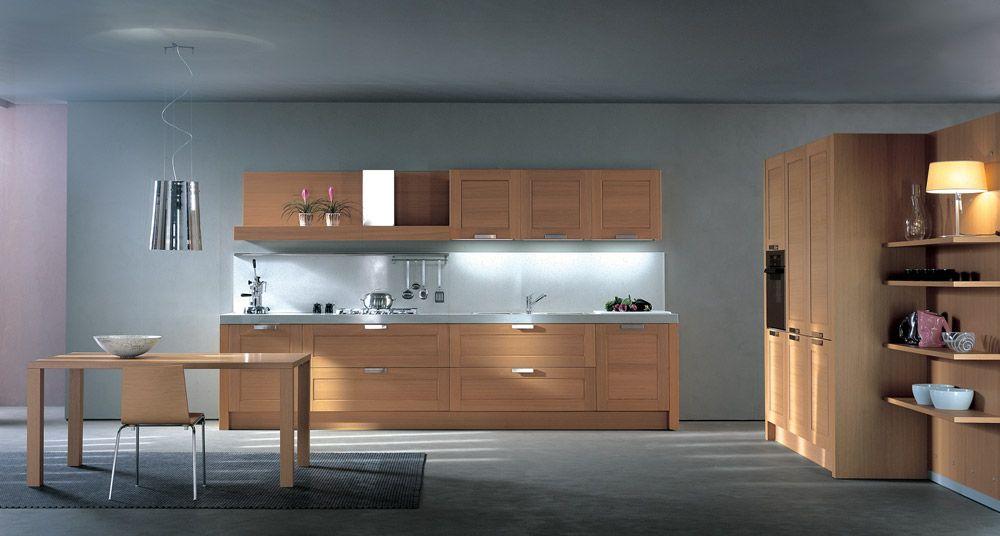 Mobili per cucina: Cucina Quadrica [a] da Euromobil Cucine ...