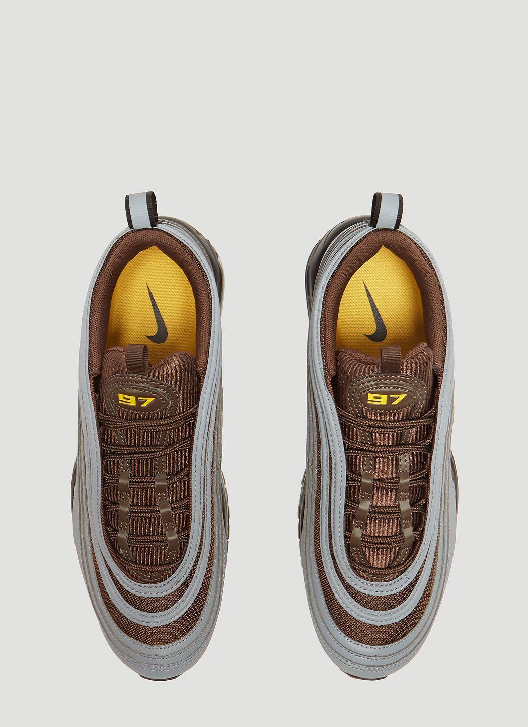 buy popular 184a3 da383 Nike Air Max 97 3M Sneakers in Black   LN-CC