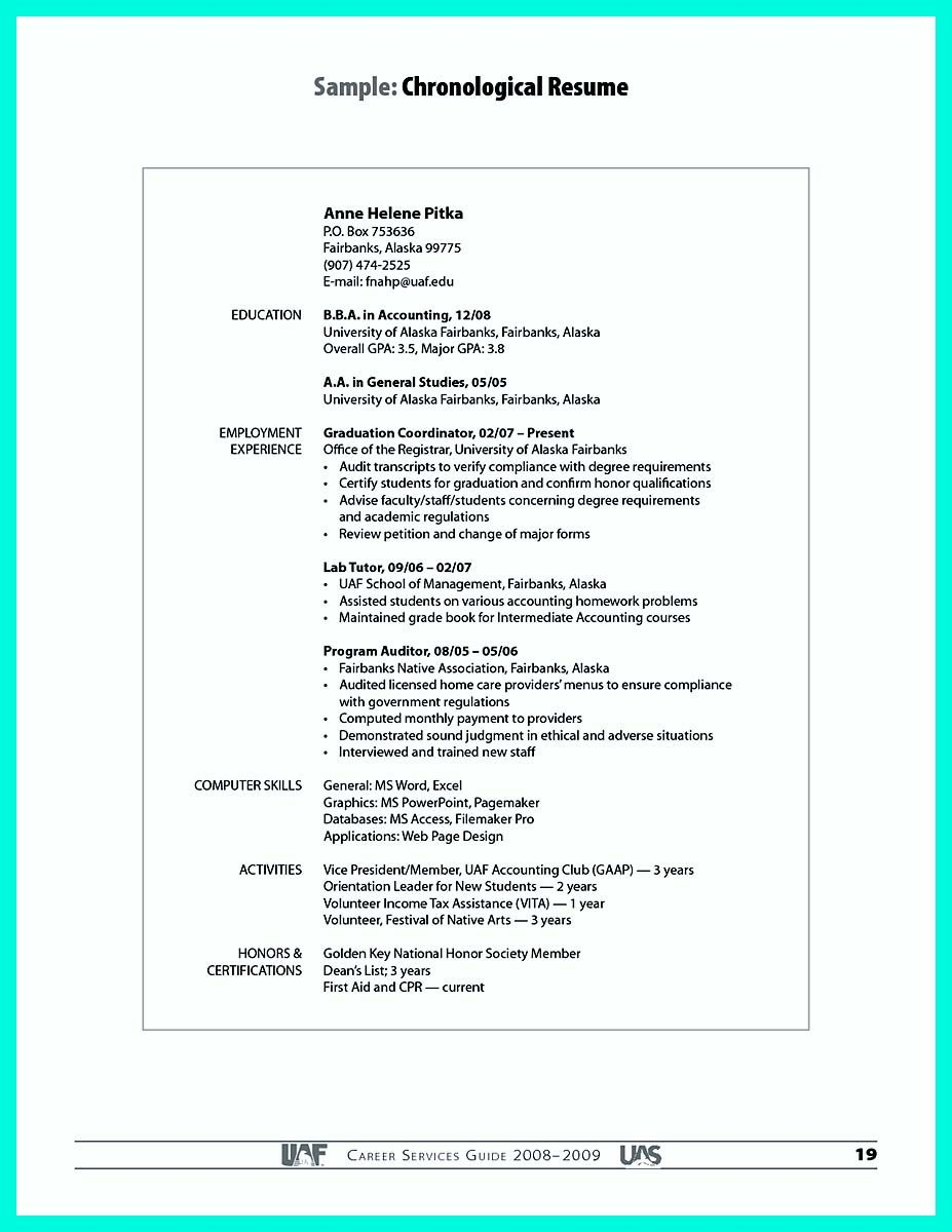Application Resume Creator College Examples Example Basic Inside