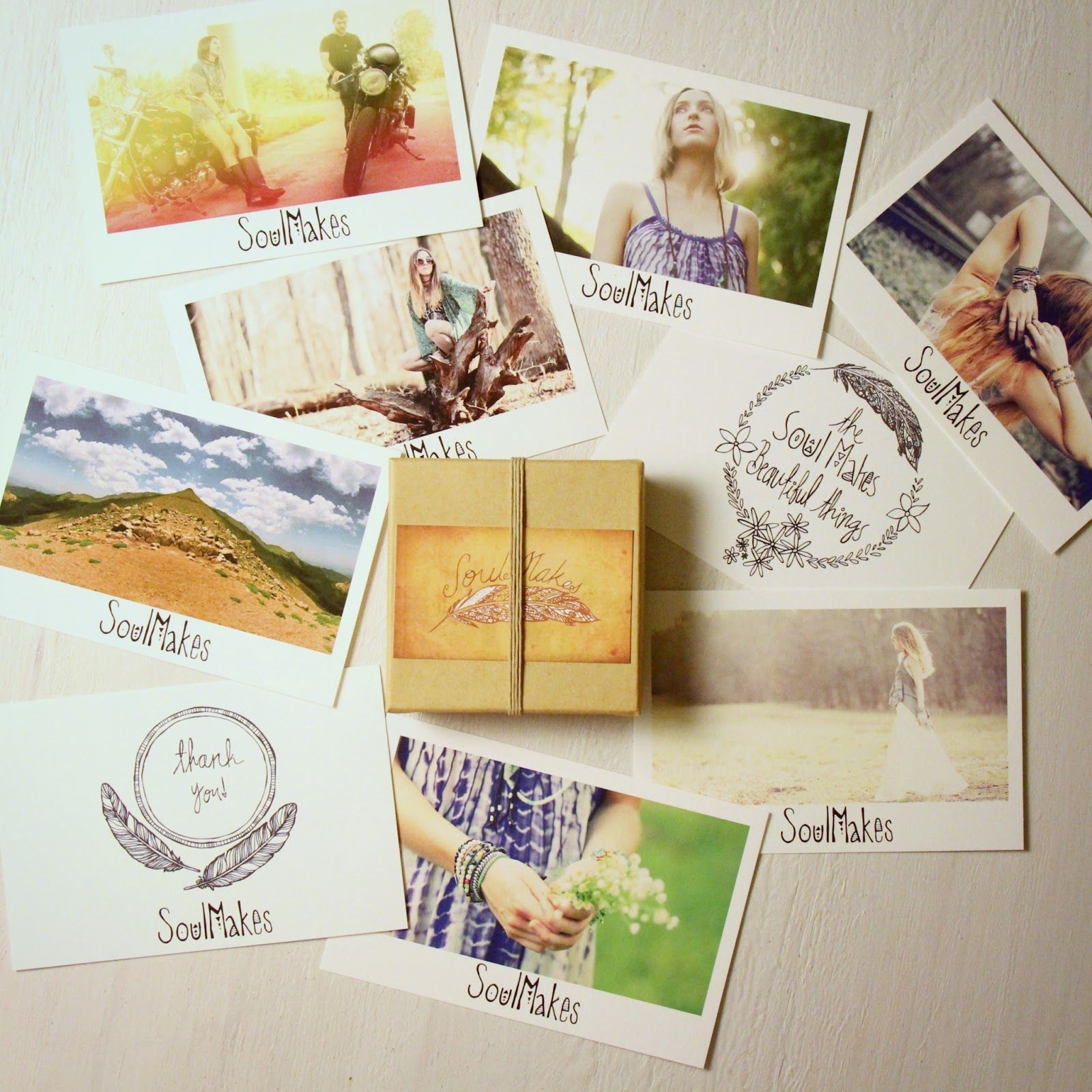 New Age Home Decor: Post Cards Blog.soulmakes.com