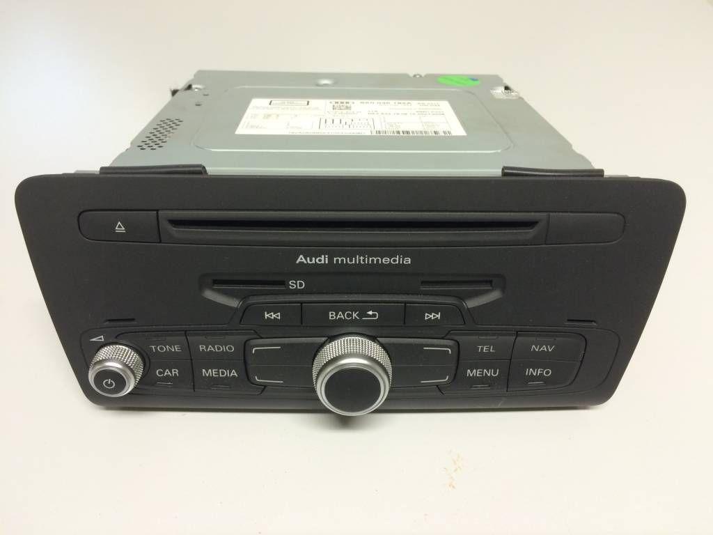 8X0035182A / 8X0 035 182 A RMC control unit | mmirepair