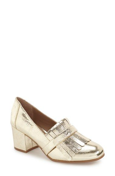 a0c5ba7946a Free shipping and returns on Steve Madden  Kate  Loafer Pumps (Women) at  Nordstrom.com. Kiltie fringe furthers the classic loafer inspiration of a  ...