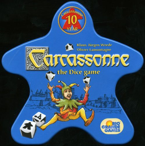 Carcassonne - the Dice Game.