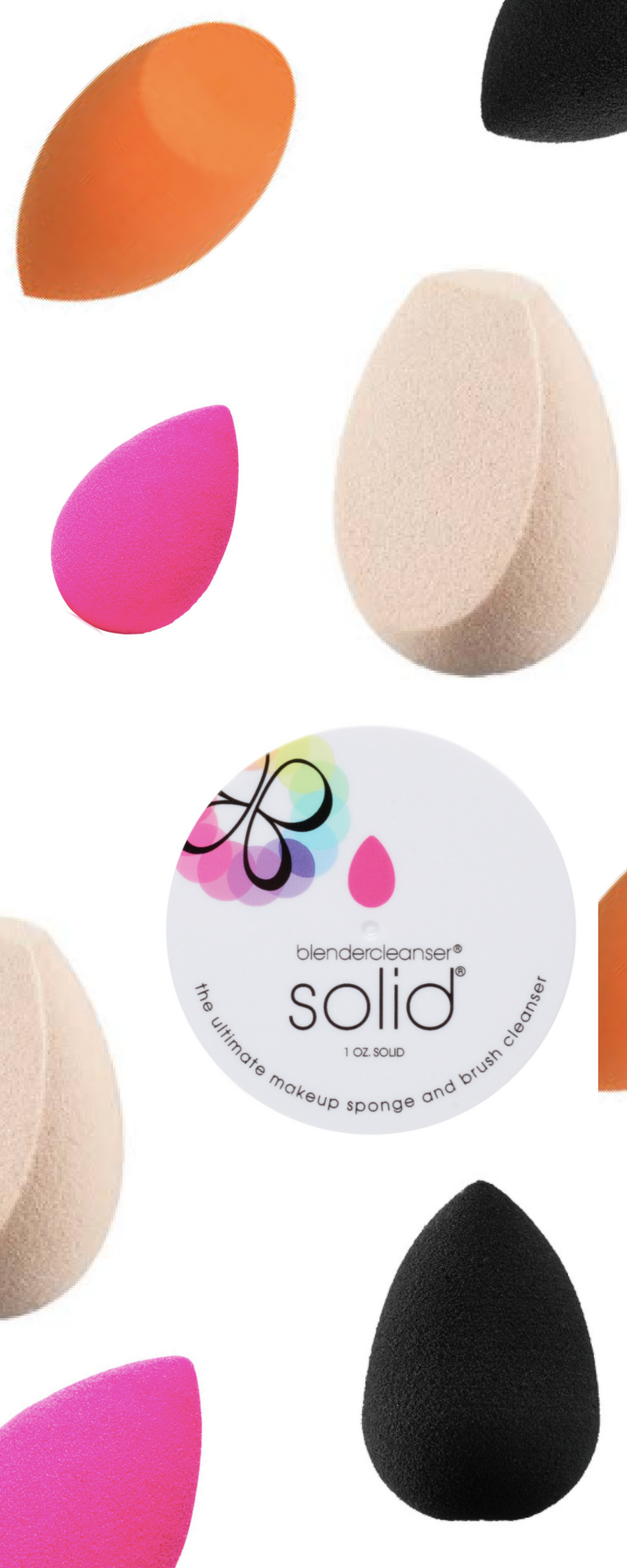 Best DIY Makeup Sponge Cleanser Makeup sponge, Airbrush
