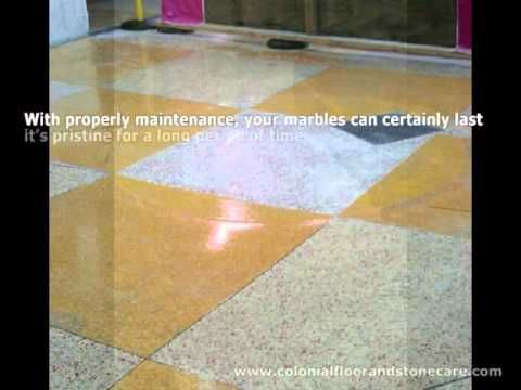 How To Clean And Polish Marble Floors How To Polish Marble Refinish