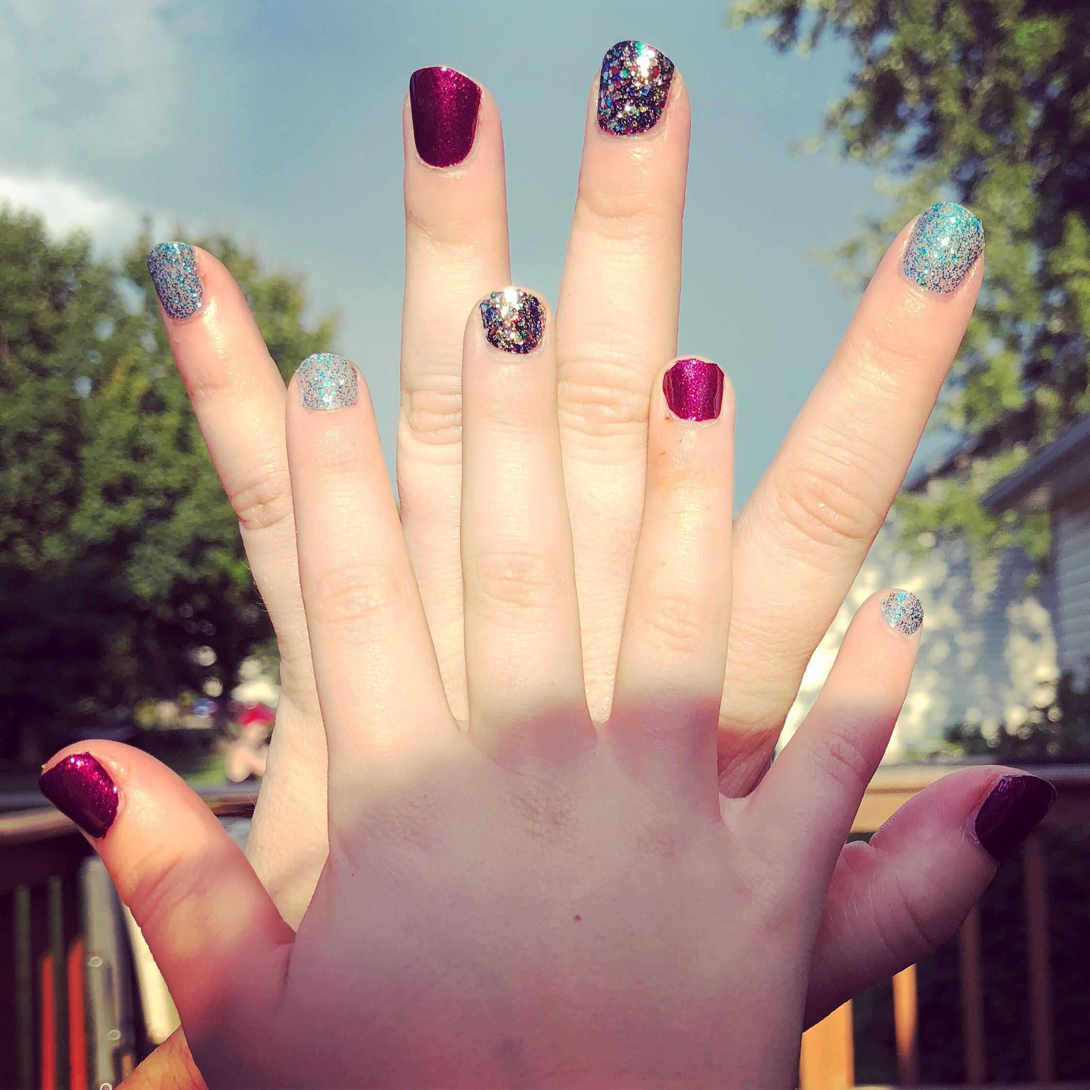 Instant Manicure For Less Than The Salon Plus I Don T Have To