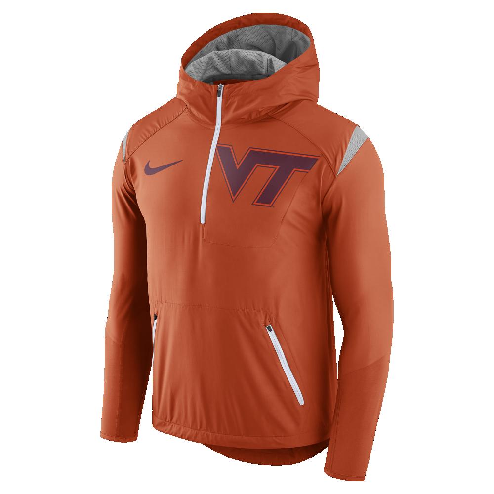 120ecbe7e39c Nike College Lightweight Fly Rush (Virginia Tech) Men s Training Jacket  Size 3XL (Orange)