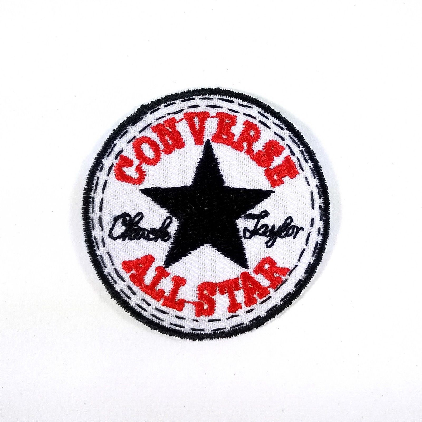 Embroidered Iron On Sew Patches Badge Applique transfers emblem Rock Good Ideas