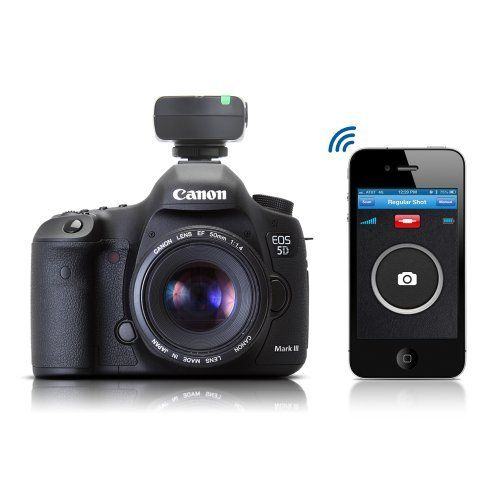 Satechi Bluetooth 4 0 Smart Trigger A Wireless Timer Remote Control Shutter For Canon Eos 1v 1vhs Eos 3 Eos D2000 D30 D60 1d Avec Images Camera Photographie Modes