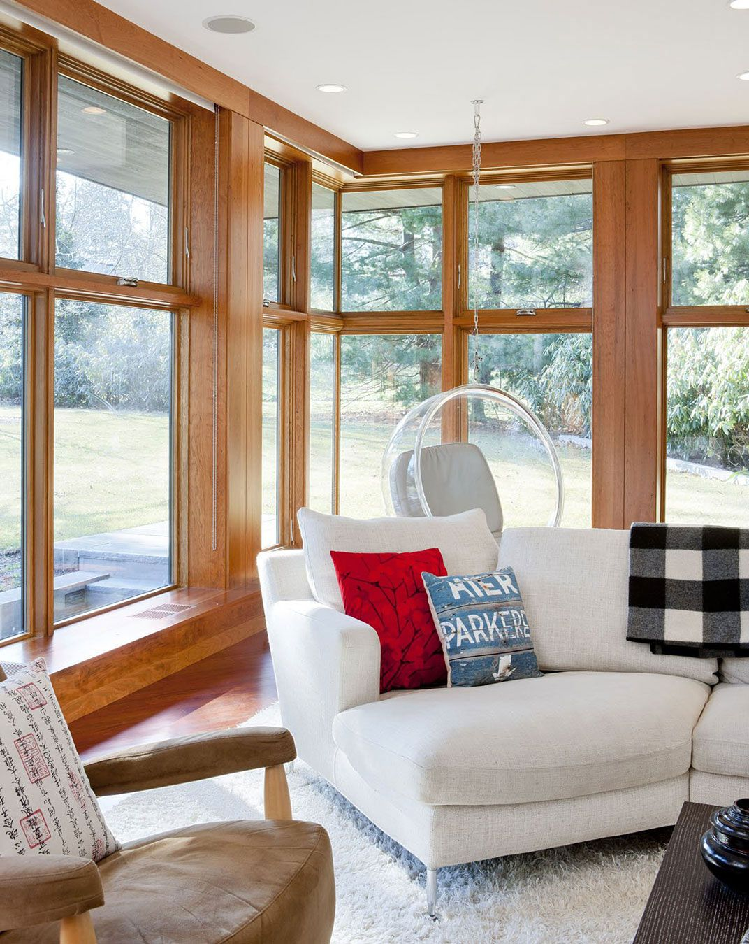 Eco Freundliche Haus Mit Modernem Design Wenn Sie sind