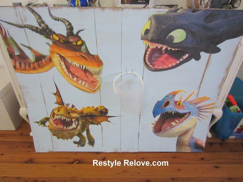 Restyle Relove 5 Year Old How To Train Your Dragon 2 Birthday Party