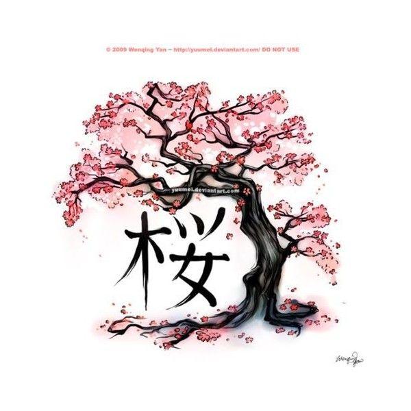 Japanese Dragon Flower Tattoo Cherry Blossom Cherry Blossom Tree Tattoo Tree Tattoo Drawings Tree Sleeve Tattoo