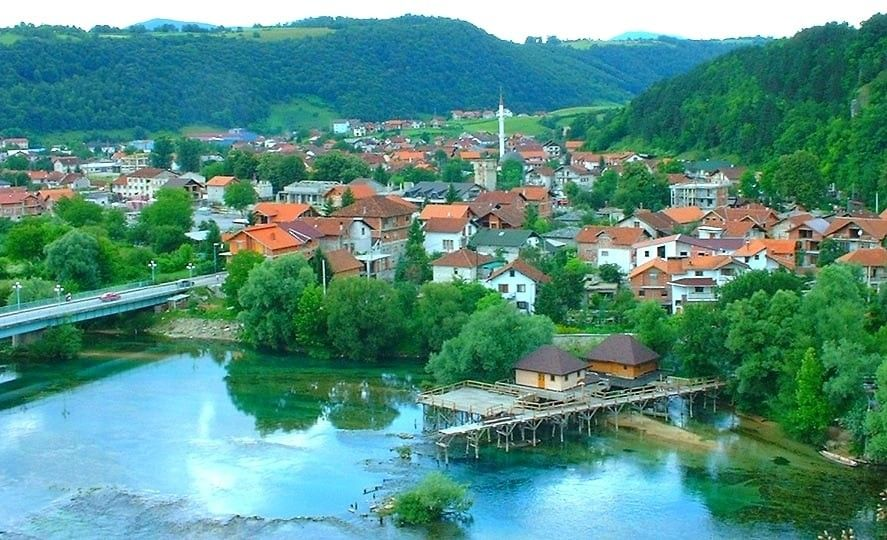 Bosanska Krupa بوسانسكا كروبا بلدة وبلدية بوسانسكا كروبا البوسنة والهرسك Bosanska Krupa بوسانسكا كروب Bosnia And Herzegovina Tourist Destinations Bosnia