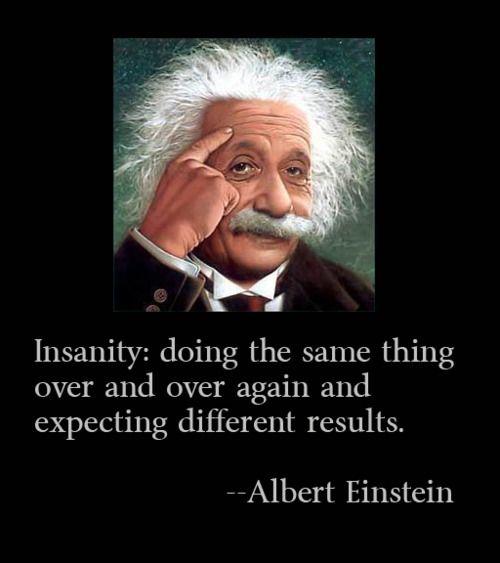 Best 25+ Definition of insanity ideas on Pinterest ...