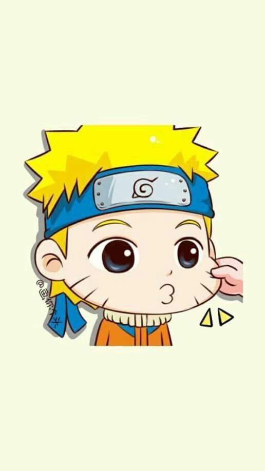 Naruto Cartoon Cartoon Anime Matching Wallpaper