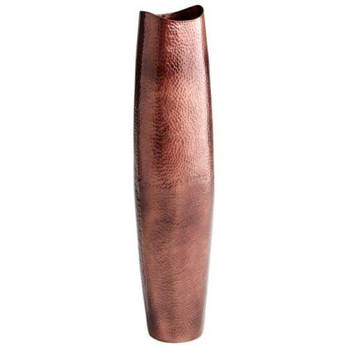 Cyan Design Large Tuscany Vase Tuscany 3875 Inch Tall Aluminum Vase
