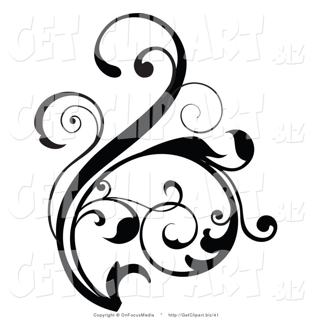 flower scroll clipart scrolls and linework pinterest clip art rh pinterest co uk clip art scrolls designs for boats clipart scroll