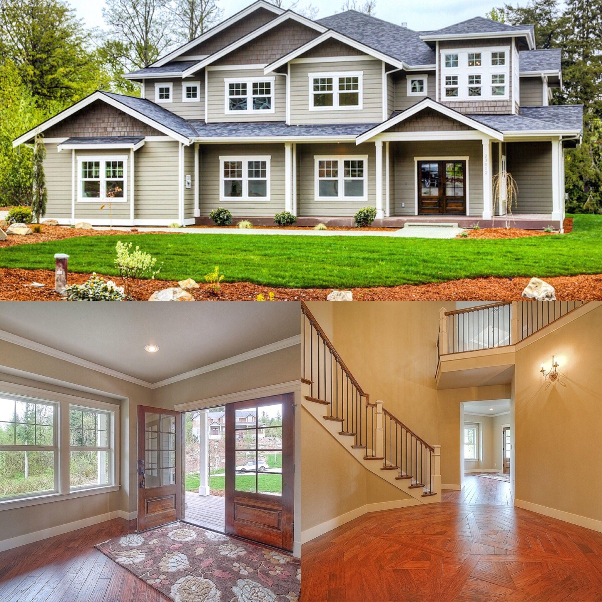 Dream Home Designs: Plan 23188JD: Substantial Columns And Trim Create Bold