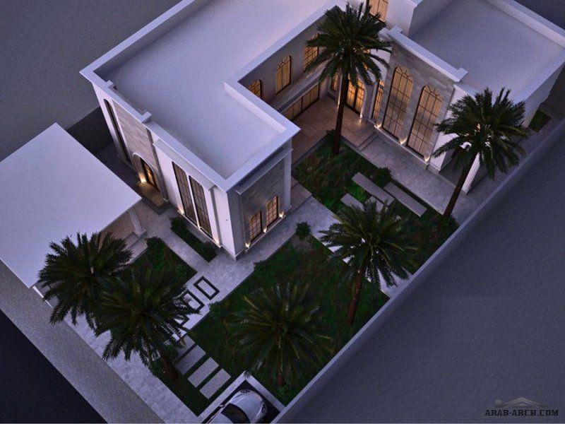 من تصاميم شركة اتلير وايت واجهات مودرن Modern Architecture Building House Elevation House Design