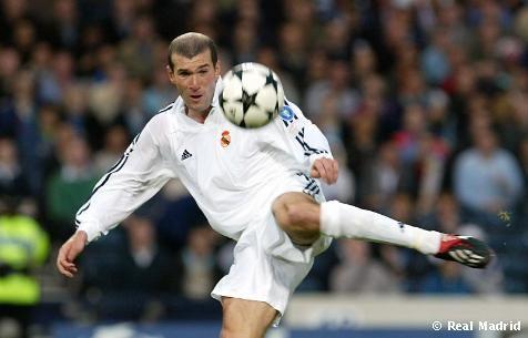 Real Madrid Cf Official Website Zinedine Zidane Real Madrid Zinedine Zidane Real Madrid