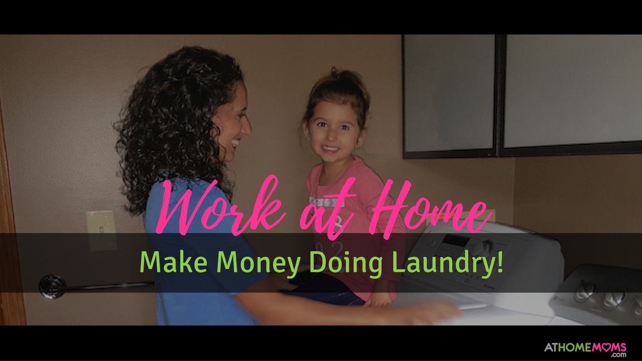 Get paid to do the laundry with Laundry Care, by becoming a Provider. Laundry Care is seeking to expand into specific locations across the United States and is helping moms find a way to make money from home...