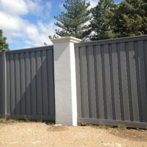 Trex Fence Panels Can Be Used With Any Post Whether They