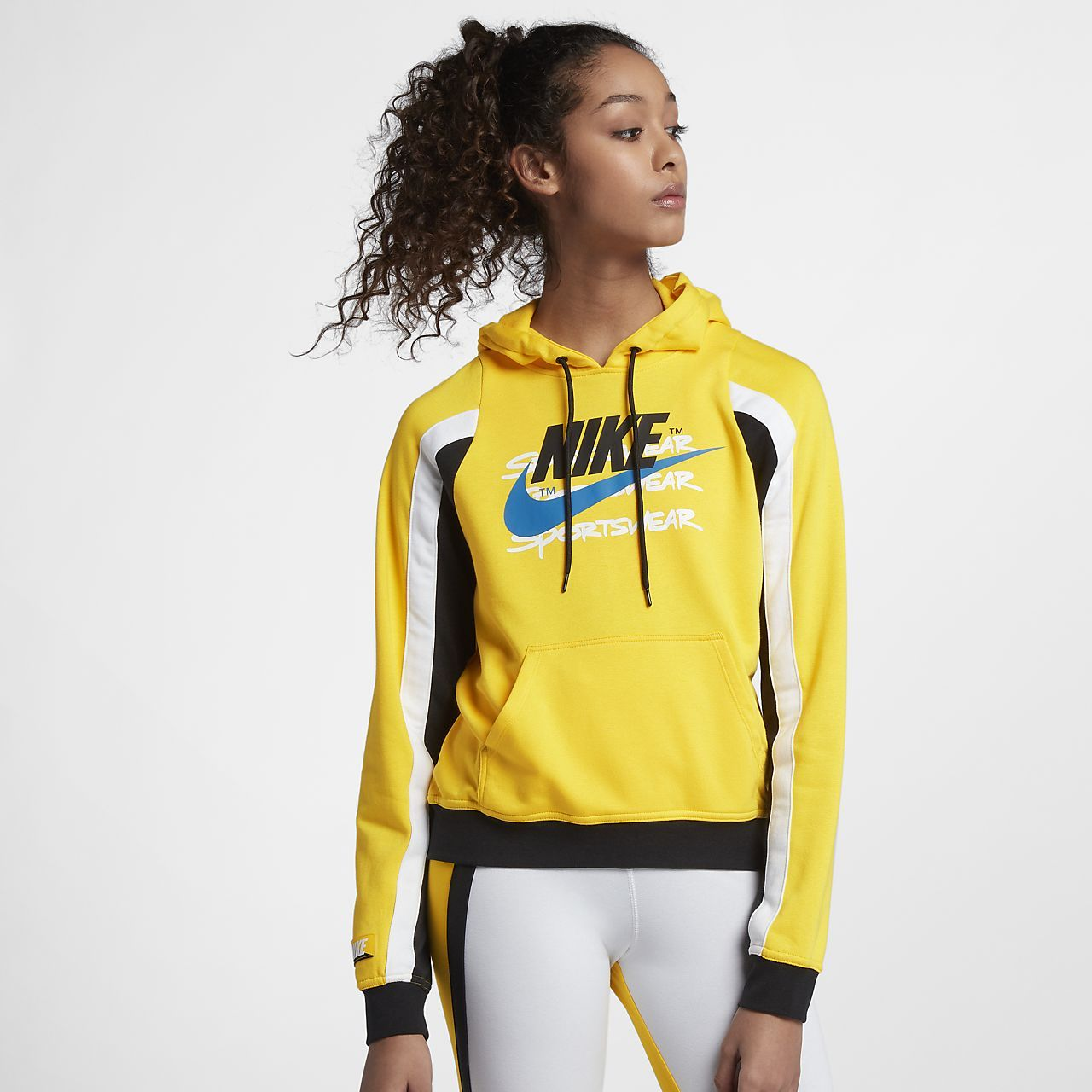 on feet at reliable quality look for Nike Sportswear Women's Hoodie | Nike in 2019 | Nike ...