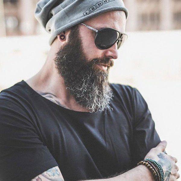 vollbart pflegen dont shave get hair style pinterest vollbart gepflegt und b rte. Black Bedroom Furniture Sets. Home Design Ideas