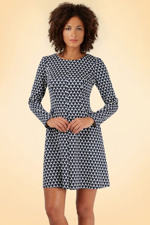 Closet Diamond Blue White Dress 106 39 17989 20160127 0004b