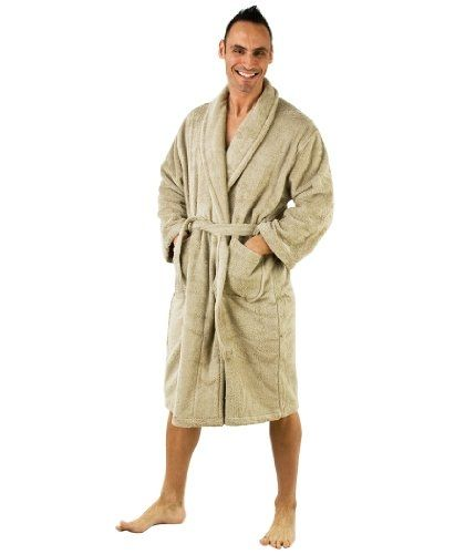 3bd71b0d85 TowelSelections Turkish Terry Bathrobe - 100% Egyptian Cotton