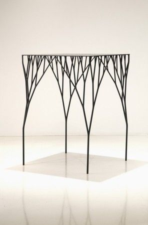 Nosigner arborism table furniture lightning for the for Art deco meubilair