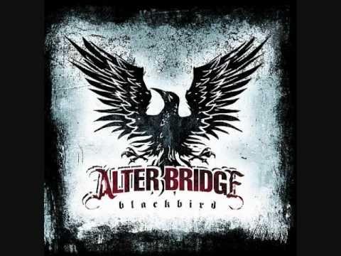Alter Bridge Blackbird W Lyrics Alter Bridge Blackbird