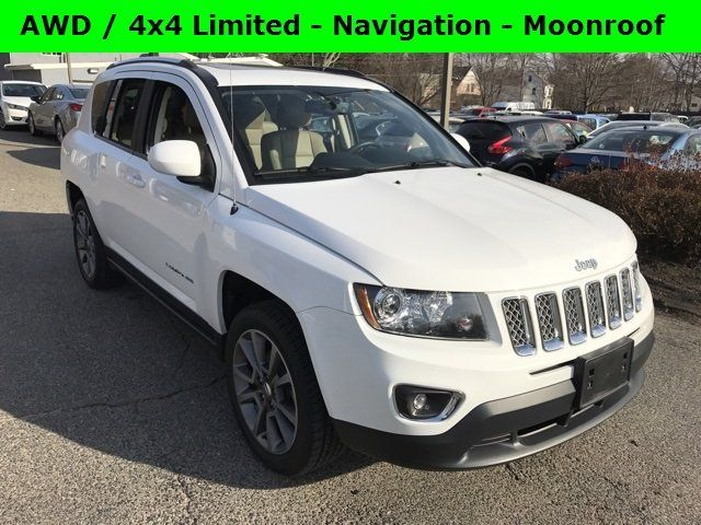 Used 2014 Jeep Compass Limited Sport Utility For Sale Near You In
