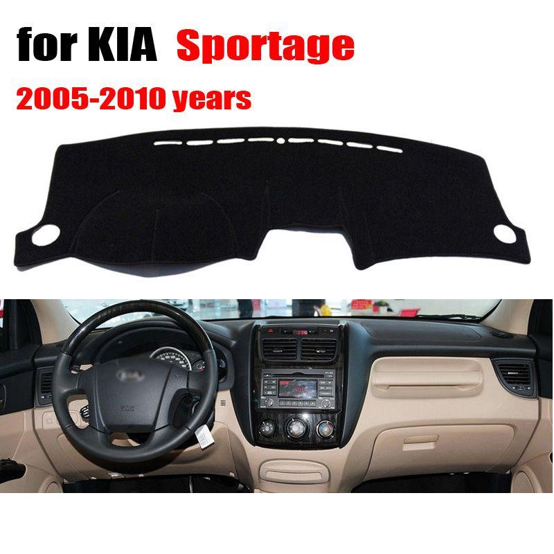 car accessories Car Dashboard avoid light pad For Kia Sportage 2005 ...