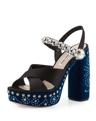 d2ed14486 Velvet+Jeweled-Strap+Sandal