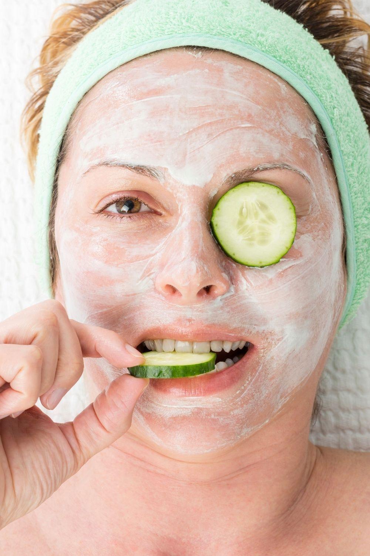 روتين البشرة صفاء البشرة ماسك تنظيف البشرة Elegant