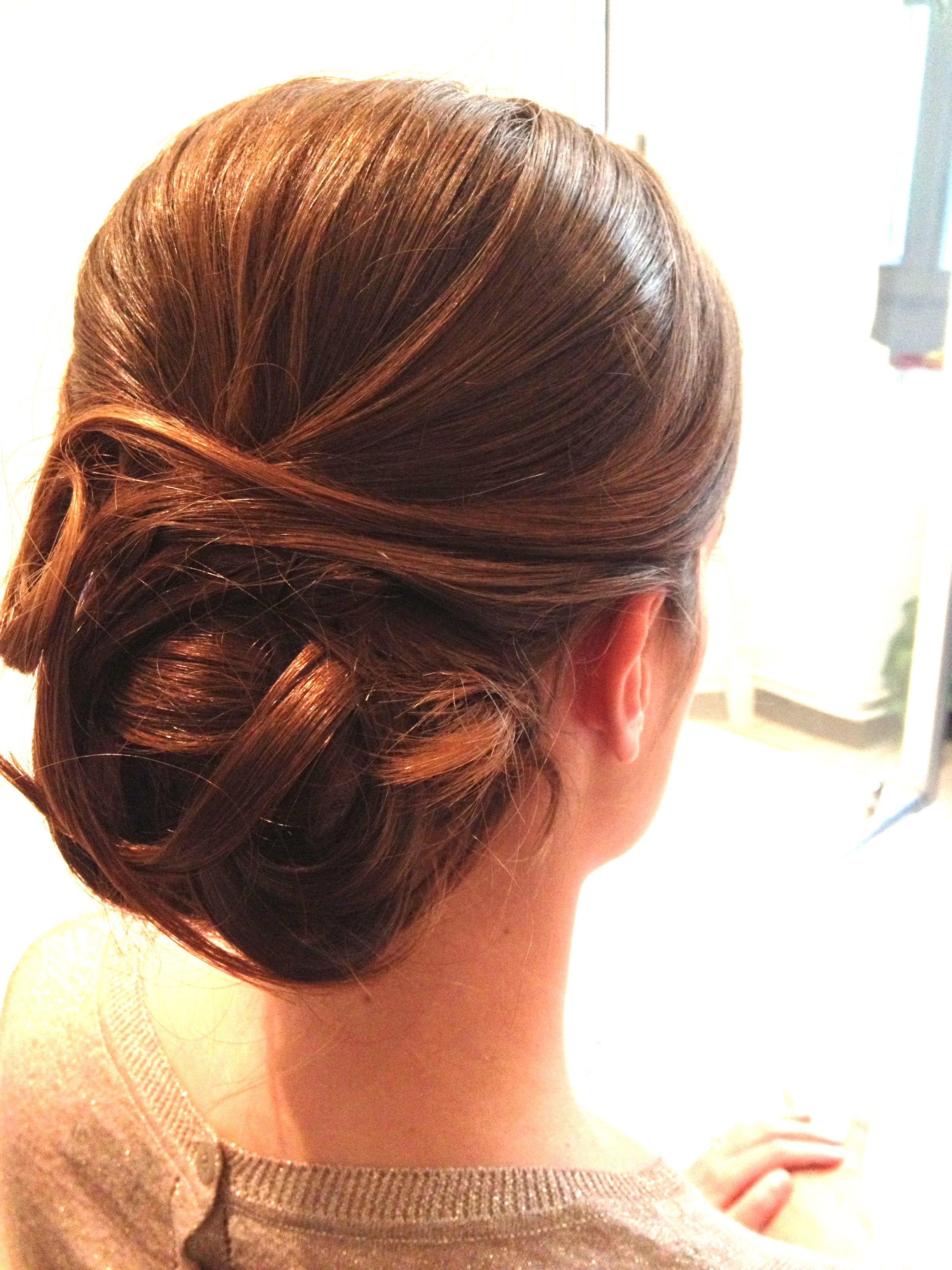 Chignon Bas Recherche Google Hairstyles Chignon Bas