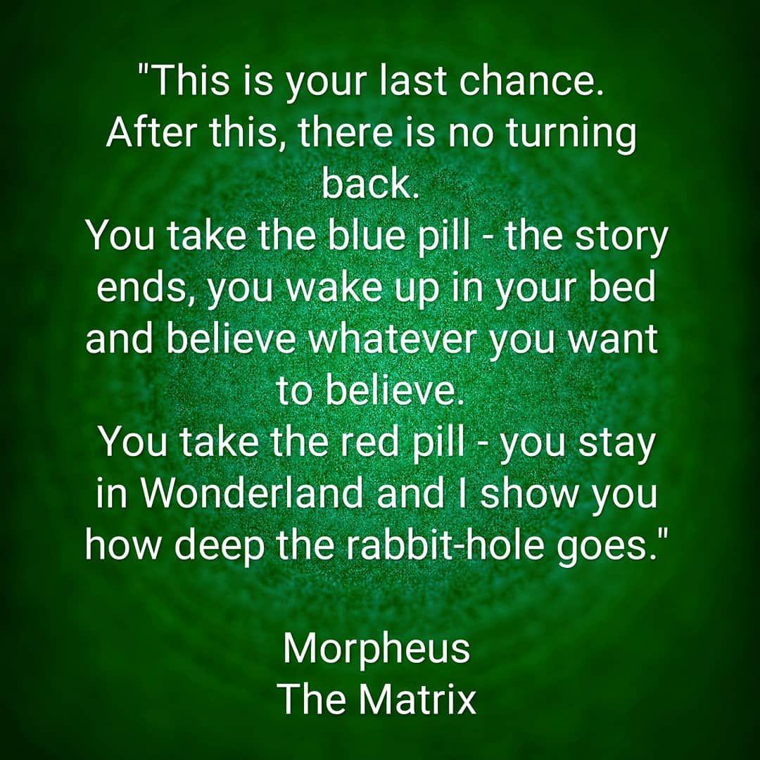 Matrix Matrixquotes Thematrix Morpheus Neo Quote Quotes Cyber Cyberpunk Cyberspace Scifi Dystopia Futu Matrix Quotes The Matrix Movie Movie Quotes