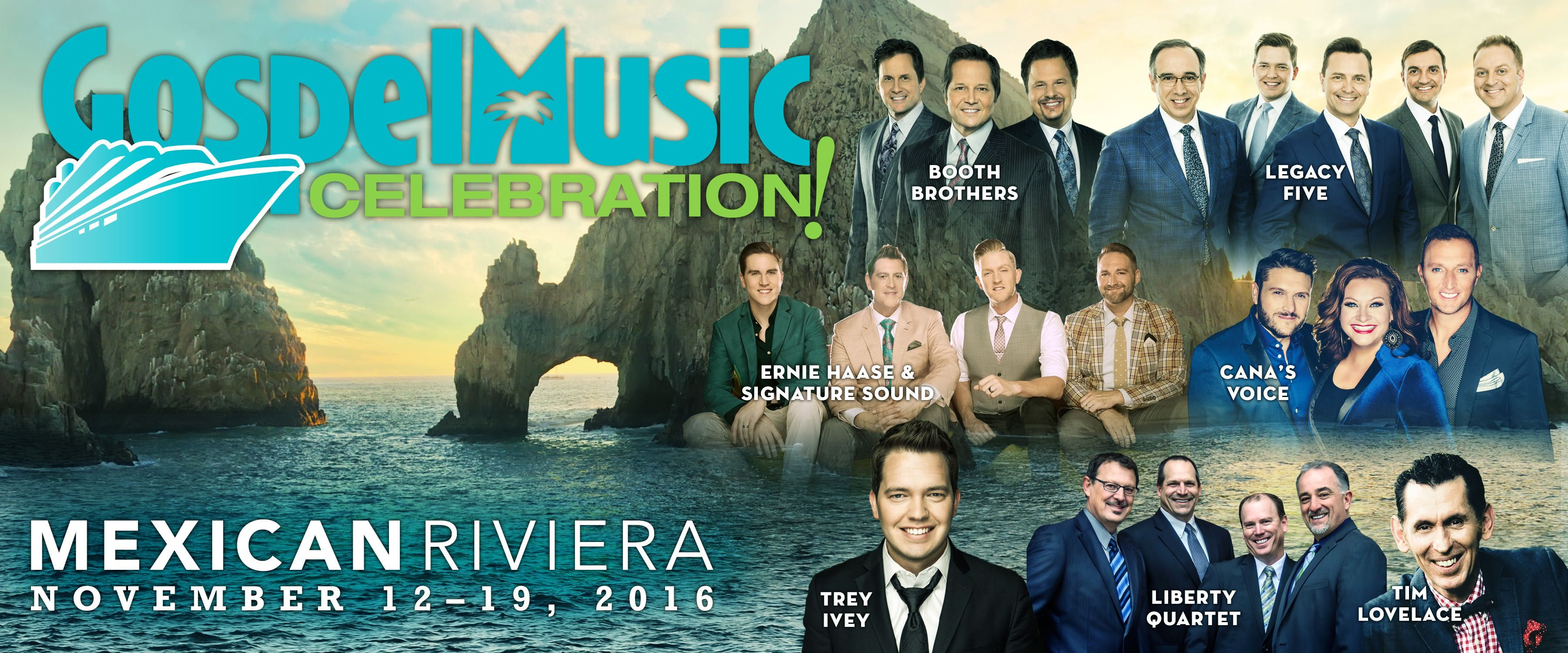 Pin by iTickets on Southern & Country Gospel | Gospel ...