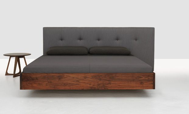 german furniture company zeitraum mobel has designed the simple button bed here is some information by the designer the bed simple button comes as anoth