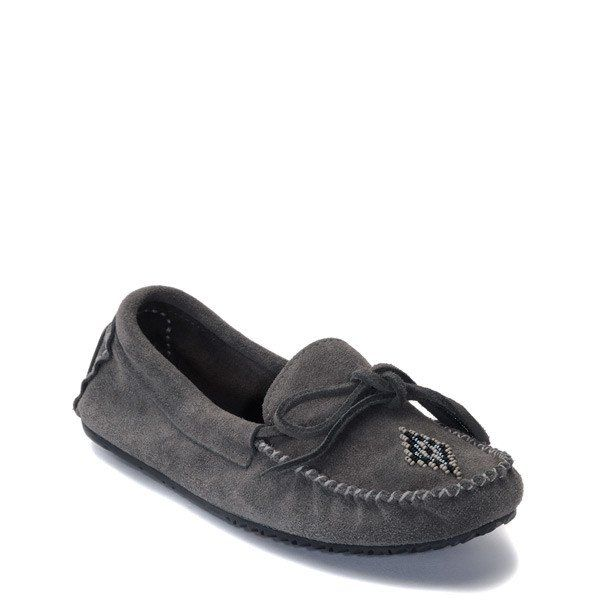 364765e202f Canoe Suede Unlined Moccasin