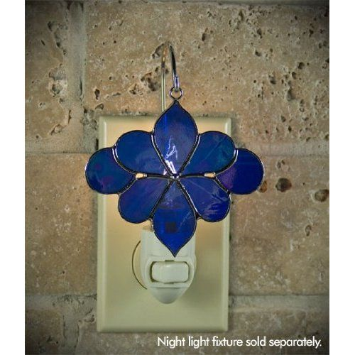 Switchables Sw 169 Victorian Deco Stained Glass Night Light Cover