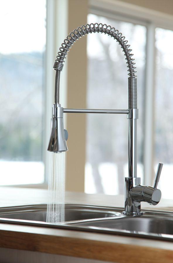 Kitchen   cuisine Kitchen faucet   robinet de cuisine Bistro