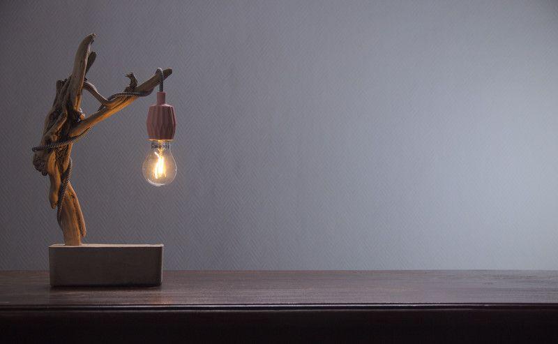 Nachttischlampen Designer Nachttischlampe Ein Designerstuck Von