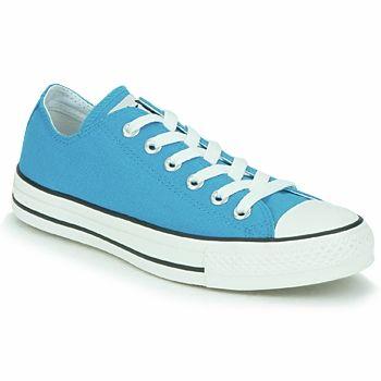 converse azzurre