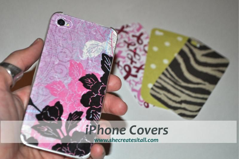 low priced 52f04 37074 DIY phone cover. BTW, this is my niece's website. She is so creative ...
