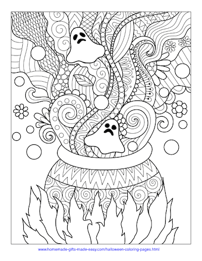 75 Halloween Coloring Pages Free Printables Halloween Coloring Pages Owl Coloring Pages Halloween Coloring