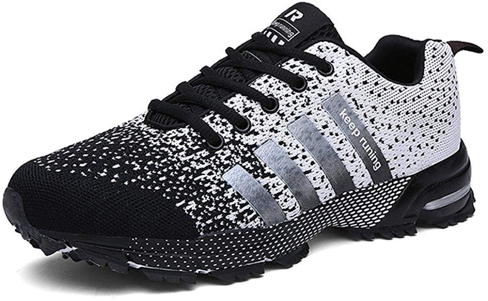 39a3f8e0c7f73 Amazon.com | KUBUA Mens Running Shoes Trail Fashion Sneakers Tennis ...