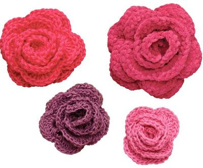 10 Beautiful Crochet Flowers To Make Crochet Flowers Crochet And