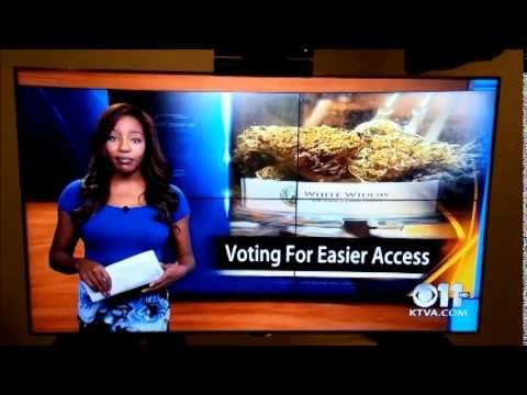 """One day... """"F*ck it, I Quit"""" - Woman Leaves Job On Live Television #weed #ismoke # maryjane"""